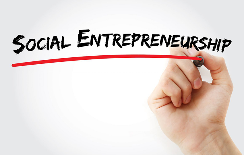 Socially committed entrepreneurs